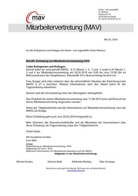 Muster Einladung Mitarbeiterversammlung Nikolaus Einladung Thegirlsroom Co