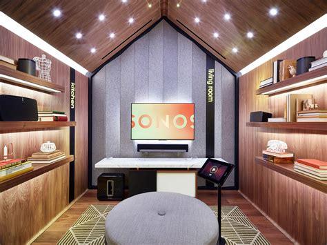 sonos listening room experience work  design