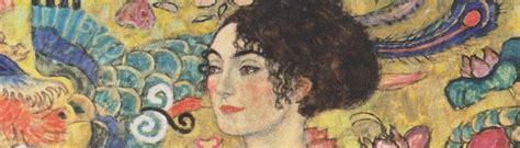 gustav klimt lady with fan gustav klimt the complete works biography
