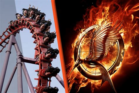themes within the hunger games there could be a hunger games amusement park obsev
