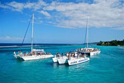 catamaran boat rides in jamaica more snorkeling picture of cool runnings catamaran