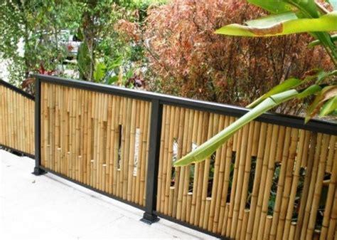 design gapura dari bambu pagar cantik minimalis dari bambu berkaitan dengan gambar