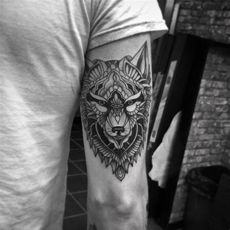 spanish tribal tattoos best 25 lone wolf ideas on
