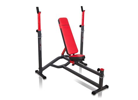 bench combats adjustable olympic bench ms l105 marbo sport