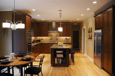 warm kitchen designs custom home design remodeling services in lisle il 60532