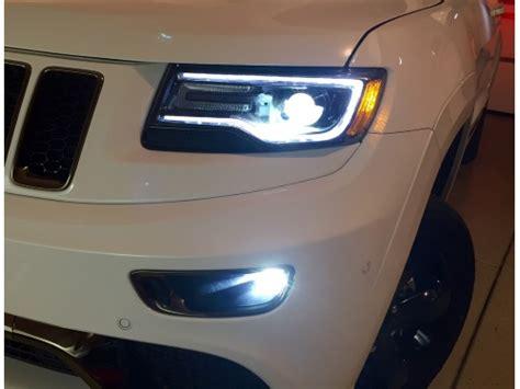 2011 jeep grand light jeep grand led fog lights part no 68228884ac x 2