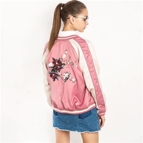 Jaket Wanita Korea Casual Bomber Army buy wholesale skin jaket from china skin jaket
