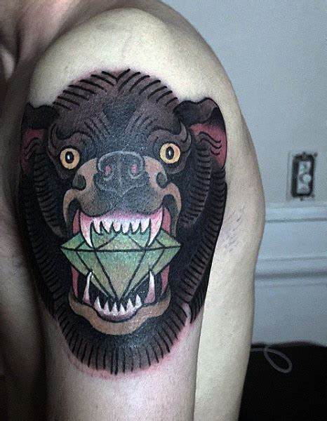 me to you bear tattoo designs tattoos for ideas and inspiration for guys