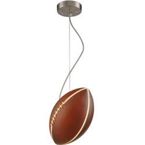 football ceiling light findgift