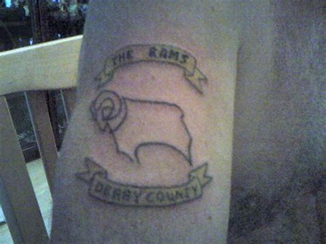 tattoo cover up derby brians derby county tattoo
