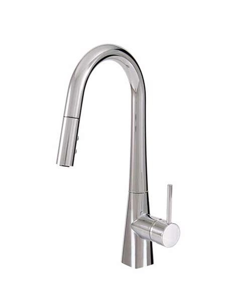 aquabrass pull dual mode kitchen faucet