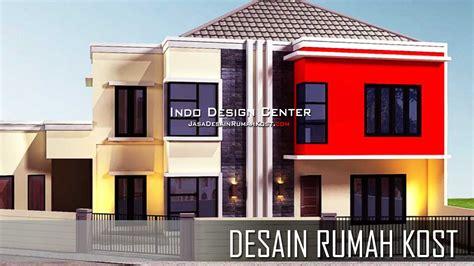 rumah kost mewah jasa desain rumah kost jasa gambar rumah