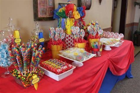 Ideas para centros de mesa de payasos para fiestas   Centros de Mesa para Bautizos
