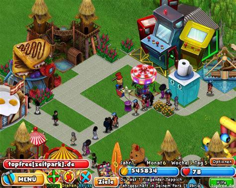 theme park maker download amusement park review test topfree de