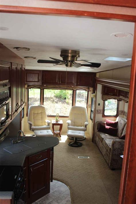 2 bedroom cers carriage cameo fifth wheel interior 2008 used carriage cameo 34ck3 fifth wheel in washington wa