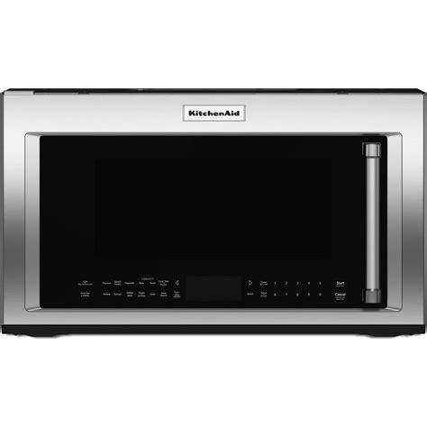 kitchenaid  watt convection microwave  high speed