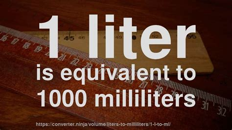 1 Liter To Milliliters by 1 Liter To Ml How Much Is 1 Liter In Milliliters Convert