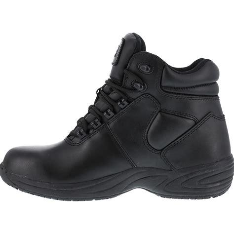grabbers s slip resistant hitop hiker work shoe g124