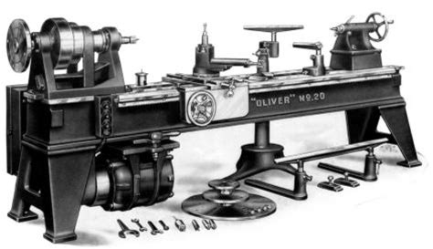 pattern makers wood lathe for sale oliver no 20 a pattern makers wood turning lathe owner s