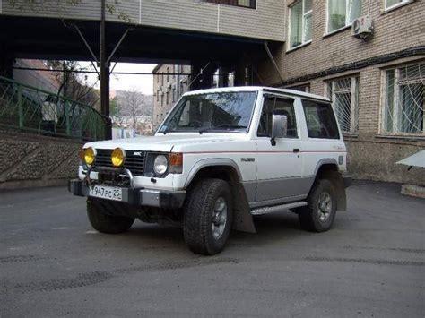 how to work on cars 1986 mitsubishi pajero security system wtb mitsubishi pajero 1986 90 3 door cars pakwheels forums
