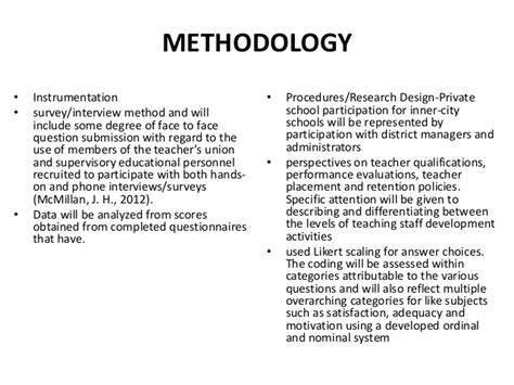 how to write methodology in research paper phd methodology