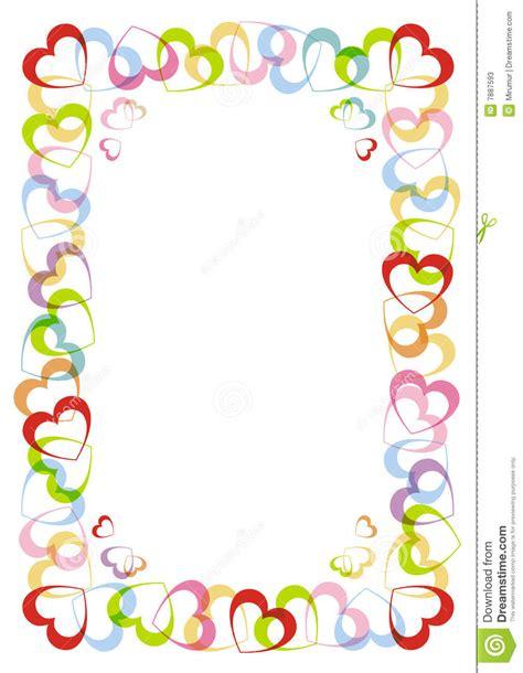imagenes infantiles tarjetas el marco con el coraz 243 n para el d 237 a de tarjetas del d 237 a de