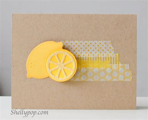 Lemon Handmade Cards - 111 best cards misc holidays other images on