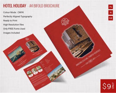 Indesign Bi Fold Brochure Template by Printable Bi Fold Brochure Template 67 Free Word Psd