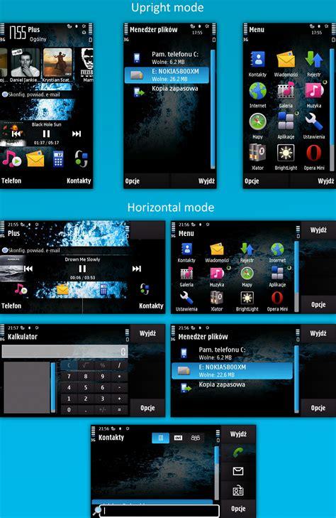 nokia 5130 menu themes nokia 5800 home screen menu by l0calhst on deviantart