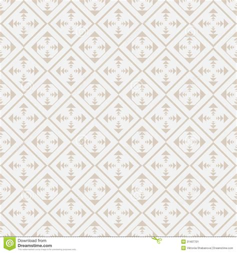 modern classic wallpaper design seamless geometric pattern in retro style soft colors