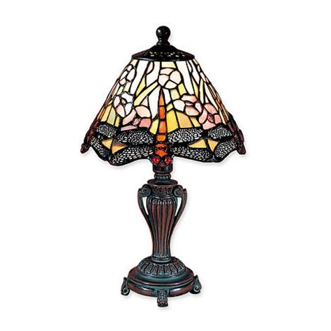 hsn tiffany style lighting dragonfly accent l 6644553 hsn