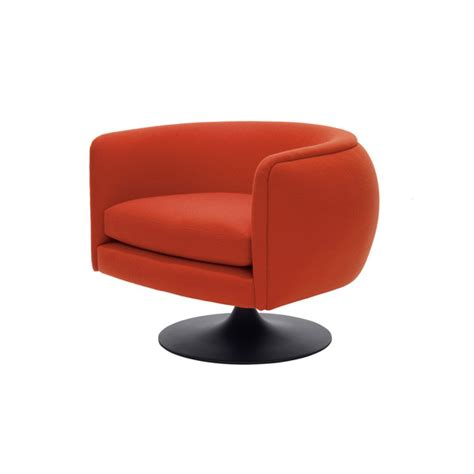 Modern Swivel Lounge Chair by D Urso Swivel Lounge Chair Modern Furniture Houston
