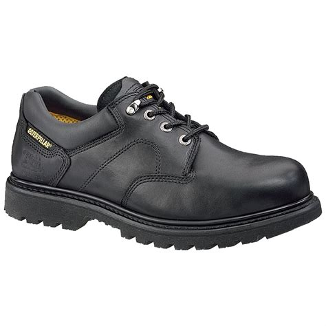 work sneakers mens s cat ridgemont steel toe work shoe 195564 casual