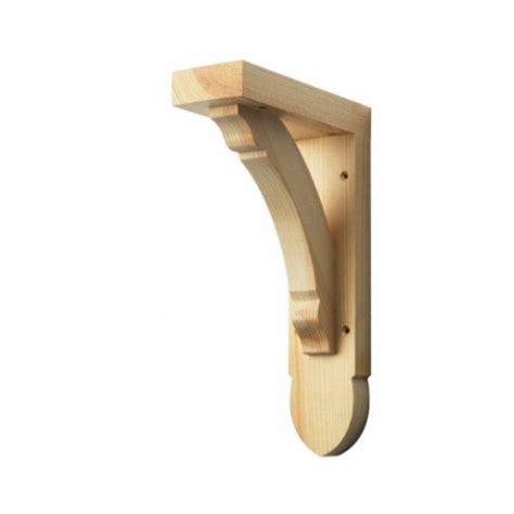 wood shelving brackets gallows wooden shelf bracket 300mm