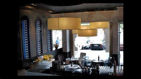 ladari bar illuminazione ristoranti paralumi per ristorante by