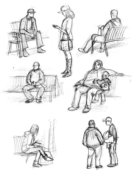 how to section someone how to draw figures sketchbook assignment 28 draw a