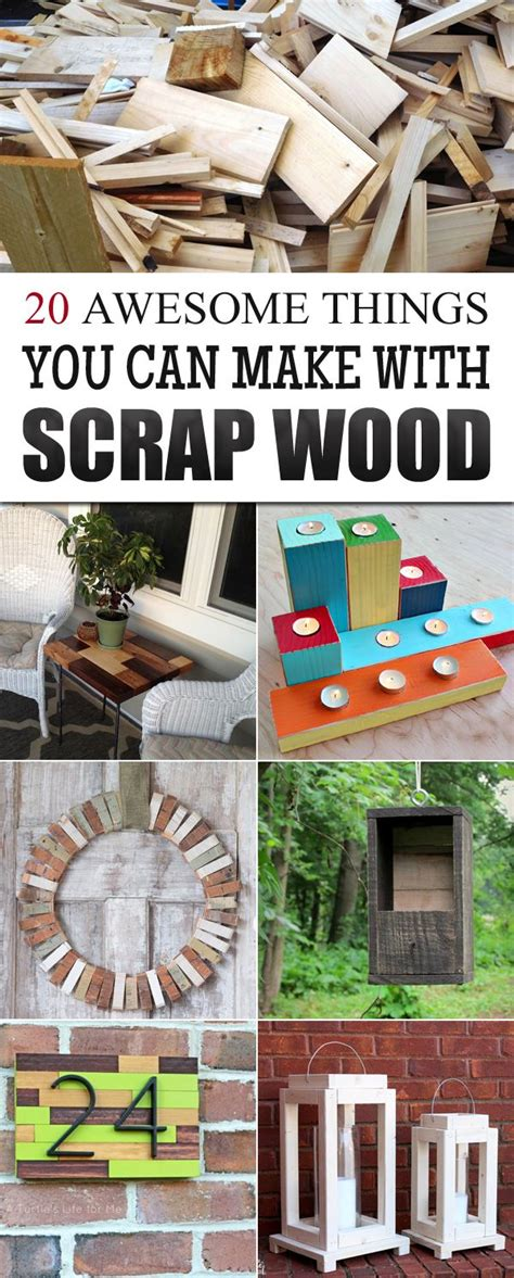best books on primative scrap crafts 20 awesome things you can make with scrap wood ᗰoᖇe ᑕᖇᗩᖴty ᑭᖇoᒍeᑕt iᗪeᗩᔕ