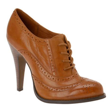 oxford shoes heels shoe attack oxford heels