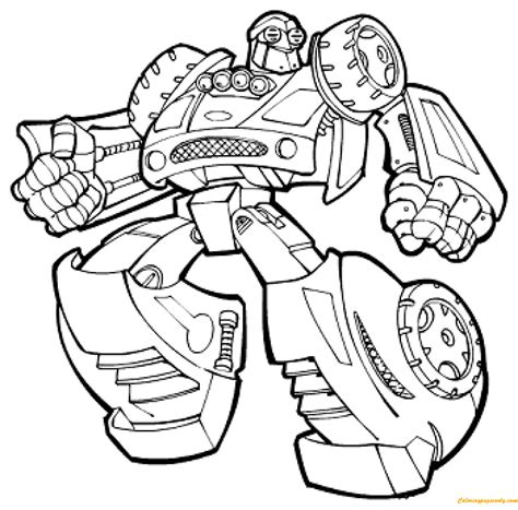 rescue bots coloring pages pdf rescue bots coloring sheets thekindproject