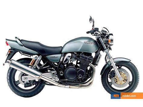 2001 Suzuki Gsx 750 2001 Suzuki Gsx 750 Inazuma Wallpaper Mbike