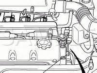2001 Kia Sephia Starter Location 2001 Kia Sephia Parts Location Pictures Covering Entire