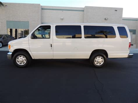 2001 ford e series wagon e 350 econoline 15 passenger van