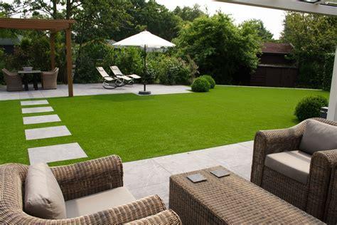 residential garden wishaw grass
