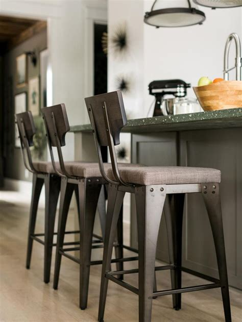 bar stools for kitchen island best 25 rustic bar stools ideas on