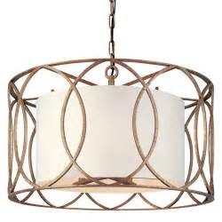 Dining Room Drum Pendant Lighting Troy Lighting Sausalito 5 Light Dining Foyer Pendant Reviews Wayfair