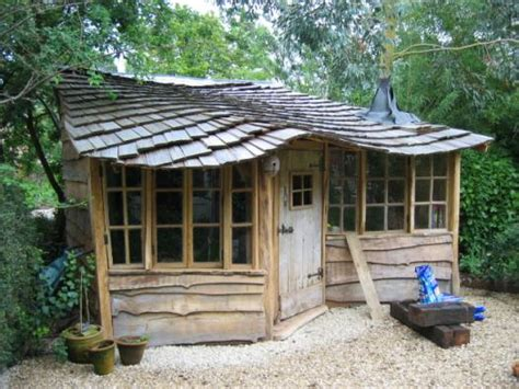 Eco Garden Sheds by Housetree Eco Shed From Bottom Of Garden Owned By Rog