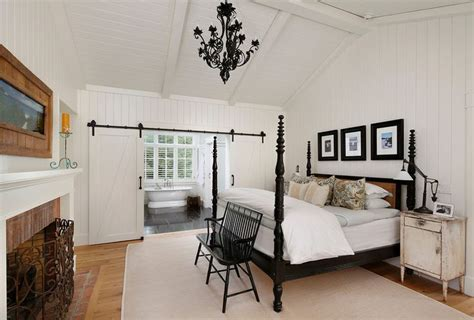 Farmhouse Bedrooms by Modern Farmhouse Bedroom Bedroom Inspiration