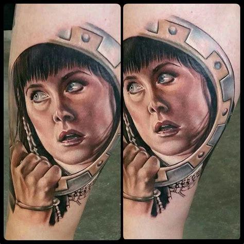 xena tattoo miller xena warrior princess tatoos
