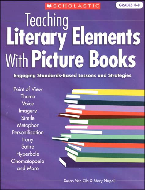 picture books to teach story elements teaching literary elements with picture books 047093