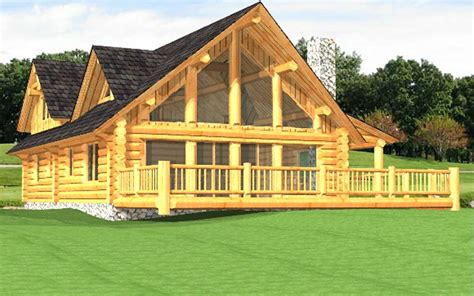 log homes floor plans and prices log home package poirier plans designs